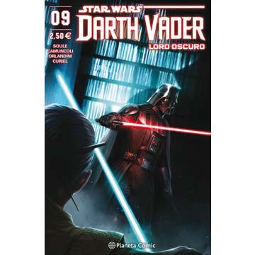 STAR WARS: DARTH VADER LORD OSCURO 09