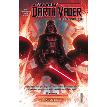 STAR WARS: DARTH VADER LORD OSCURO 01 (Edición en tomo)