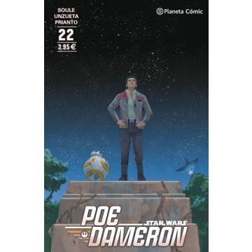 STAR WARS: POE DAMERON 22