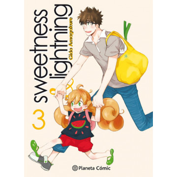 SWEETNESS AND LIGHTNING 03