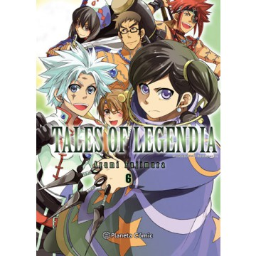 TALES OF LEGENDIA 06 (de 6)
