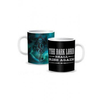 TAZA TÉRMICA DARK MARK (HARRY POTTER)