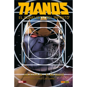 THANOS: EL CONFLICTO DEL INFINITO (MARVEL GRAPHIC NOVEL)