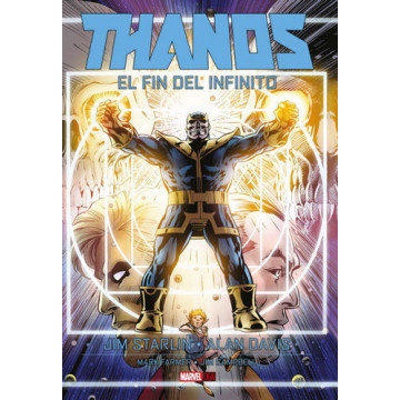 THANOS: EL FIN DEL INFINITO (MARVEL GRAPHIC NOVEL)