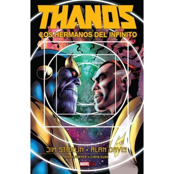 THANOS: LOS HERMANOS DEL INFINITO (Marvel graphic novels)