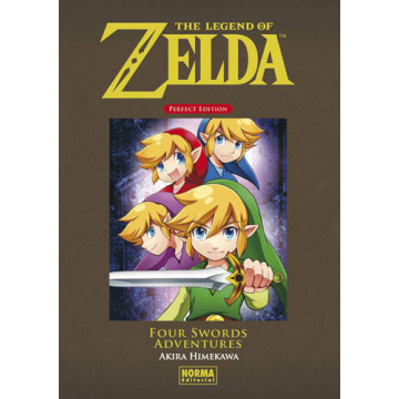 THE LEGEND OF ZELDA. PERFECT EDITION 05: FOUR SWORDS ADVENTURES