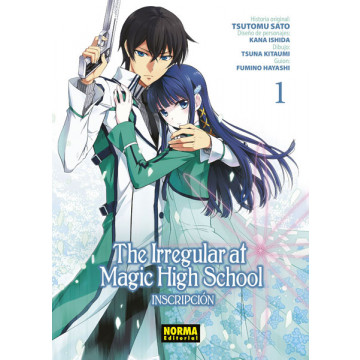 THE IRREGULAR AT MAGIC HIGH SCHOOL 01