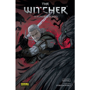 THE WITCHER 04: DE SANGRE Y FUEGO