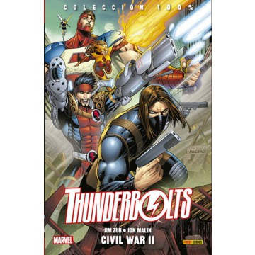 THUNDERBOLTS VOL 2 Nº01: CIVIL WAR II