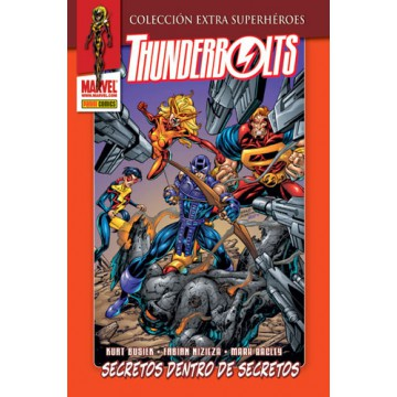 THUNDERBOLTS 03: SECRETOS DENTRO DE SECRETOS (Colecc. Extra Superhéroes)