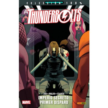 THUNDERBOLTS VOL 2 Nº02: IMPERIO SECRETO: PRIMER DISPARO