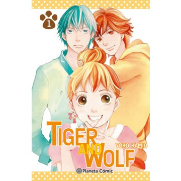 TIGER AND WOLF 01 (de 6)