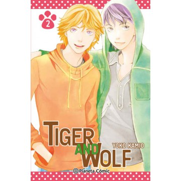 TIGER AND WOLF 02 (de 6)