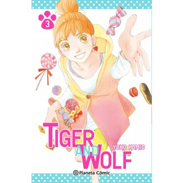 TIGER AND WOLF 03 (de 6)