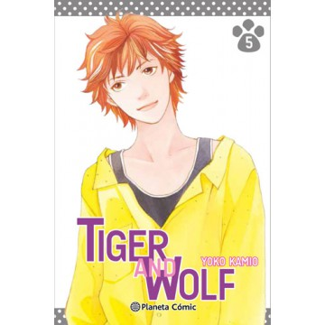 TIGER AND WOLF 05 (de 6)