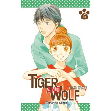 TIGER AND WOLF 06 (de 6)