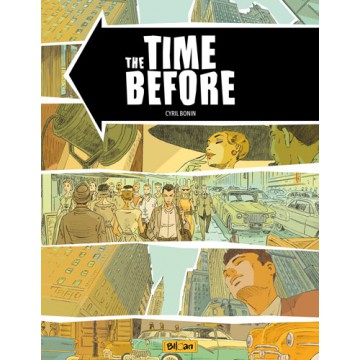 THE TIME BEFORE