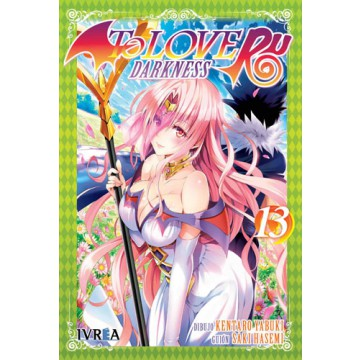 TO LOVE RU DARKNESS 13