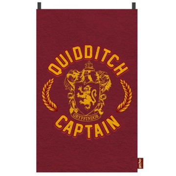 TOALLA CAPITAN QUIDDITCH (HARRY POTTER)