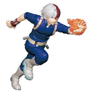 FIGURA TODOROKI (MY HERO ACADEMIA) ENTER THE HERO
