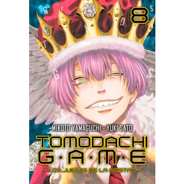 TOMODACHI GAME 08