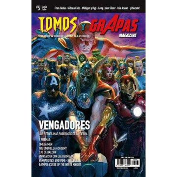 TOMOS Y GRAPAS MAGAZINE 05