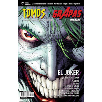TOMOS Y GRAPAS MAGAZINE 07