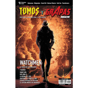 TOMOS Y GRAPAS MAGAZINE 08
