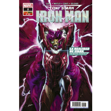 TONY STARK: IRON MAN 02 (Nº 101)