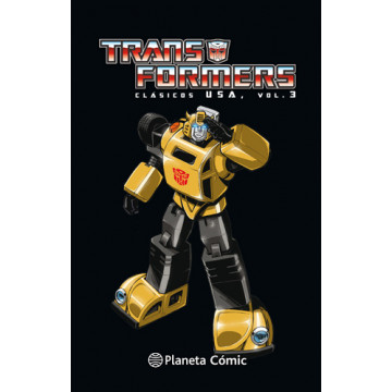 TRANSFORMERS: CLÁSICOS USA 03