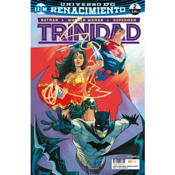 BATMAN/SUPERMAN/WONDER WOMAN: TRINIDAD 02 (Renacimiento)
