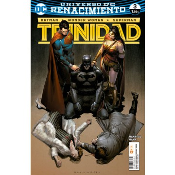 BATMAN/SUPERMAN/WONDER WOMAN: TRINIDAD 03 (Renacimiento)
