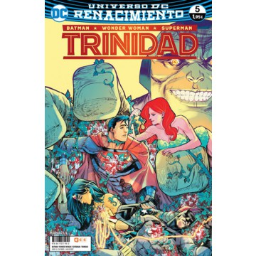 BATMAN/SUPERMAN/WONDER WOMAN: TRINIDAD 05 (Renacimiento)