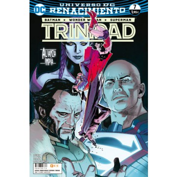 BATMAN/SUPERMAN/WONDER WOMAN: TRINIDAD 07 (Renacimiento)
