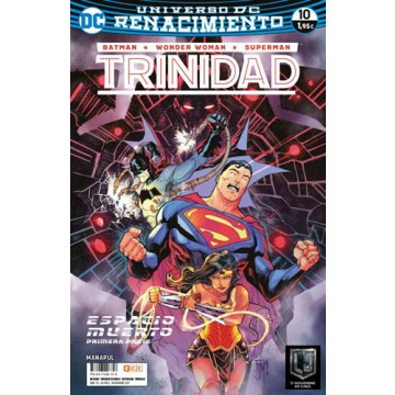 BATMAN/SUPERMAN/WONDER WOMAN: TRINIDAD 10 (Renacimiento)