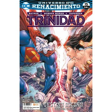 BATMAN/SUPERMAN/WONDER WOMAN: TRINIDAD 15 (Renacimiento)