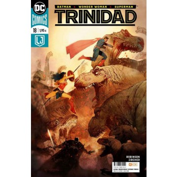 BATMAN/SUPERMAN/WONDER WOMAN: TRINIDAD 18