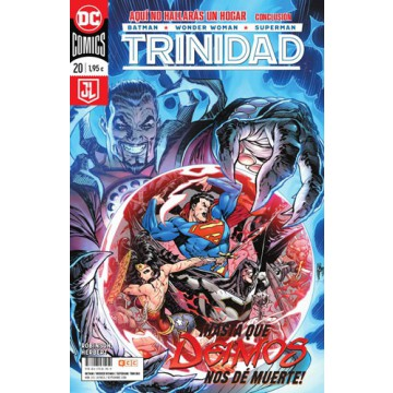 BATMAN/SUPERMAN/WONDER WOMAN: TRINIDAD 20
