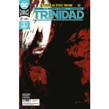 BATMAN/SUPERMAN/WONDER WOMAN: TRINIDAD 21