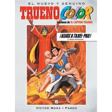 TRUENO COLOR 19: ¡ADIOS A TABEL-PAO!