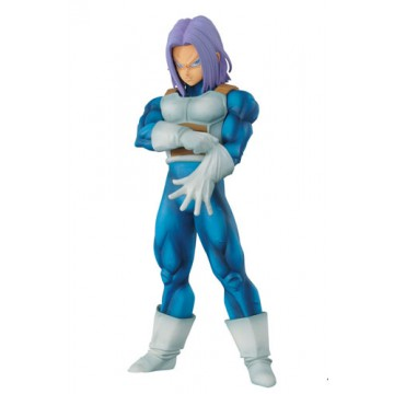 FIGURA TRUNKS DEL FUTURO (DRAGON BALL Z) RESOLUTION OF SOLDIERS