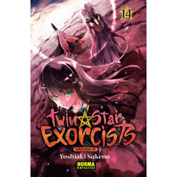 TWIN STAR EXORCISTS: ONMYOJI 14