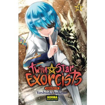 TWIN STAR EXORCISTS: ONMYOJI 04