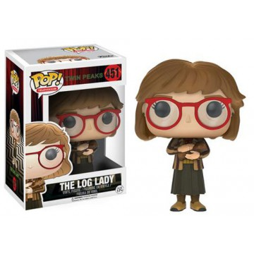 FIGURA POP! THE LOG LADY (TWIN PEAKS)