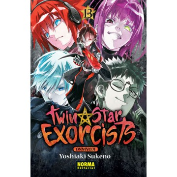 TWIN STAR EXORCISTS: ONMYOJI 13
