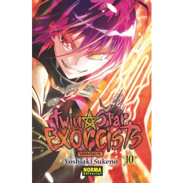 TWIN STAR EXORCISTS: ONMYOJI 10