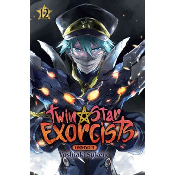 TWIN STAR EXORCISTS: ONMYOJI 12