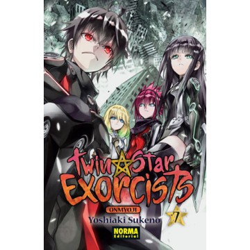TWIN STAR EXORCISTS: ONMYOJI 07