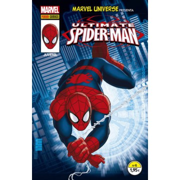 MARVEL UNIVERSE PRESENTA 06: ULTIMATE SPIDERMAN