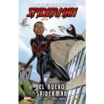 MILES MORALES SPIDERMAN 01: EL NUEVO SPIDERMAN  (Ultimate integral)
